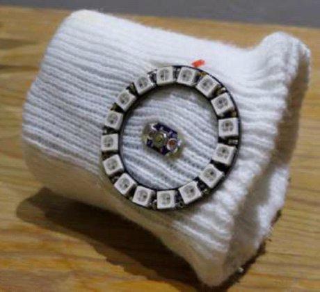 Flora Neopixel Ring Code